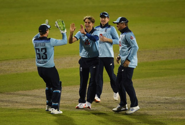 Australia suffered a shocking collapse as England won the second ODI by 24 runs