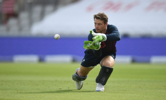 Jos Buttler was in great form for England this summer