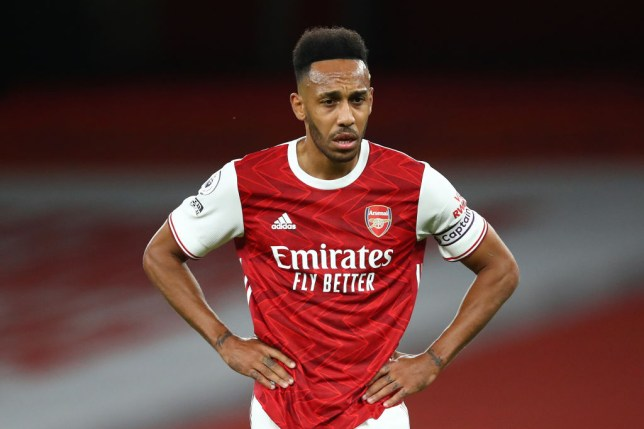 Arsenal captain Pierre-Emerick Aubameyang will miss Gabon's next match due to injury