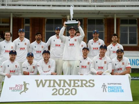 England legend Alastair Cook stars as Essex win Bob Willis Trophy