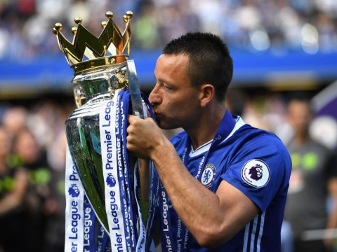 Chelsea legend John Terry includes Arsenal hero Thierry Henry in list of toughest opponents