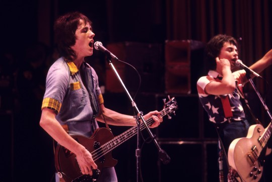 Photo of BAY CITY ROLLERS and Stuart WOOD and Ian MITCHELL