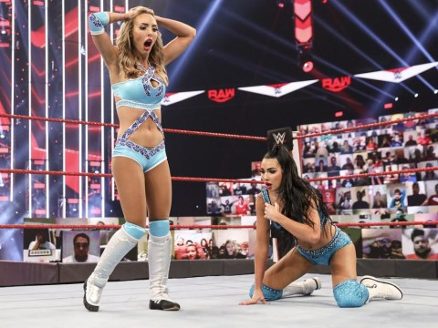 WWE Raw results: RETRIBUTION attack, IIconics break up and Keith Lee shines