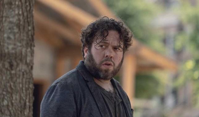 Luke (Dan Fogler) The Walking Dead