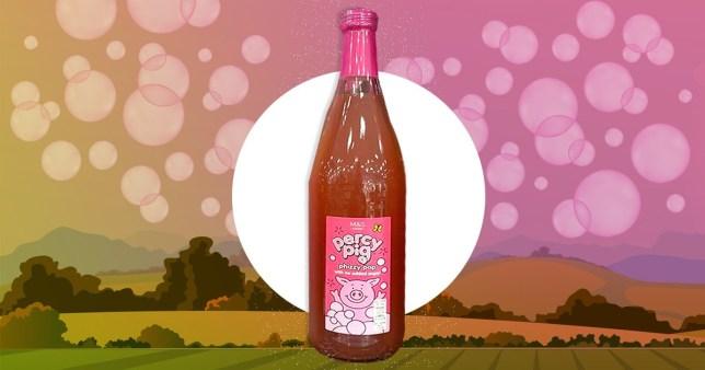 Phizzy pop percy pig soda