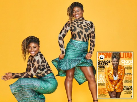 Strictly's Clara Amfo says it's an 'amazing show' but she's aware of 'new attention' on her