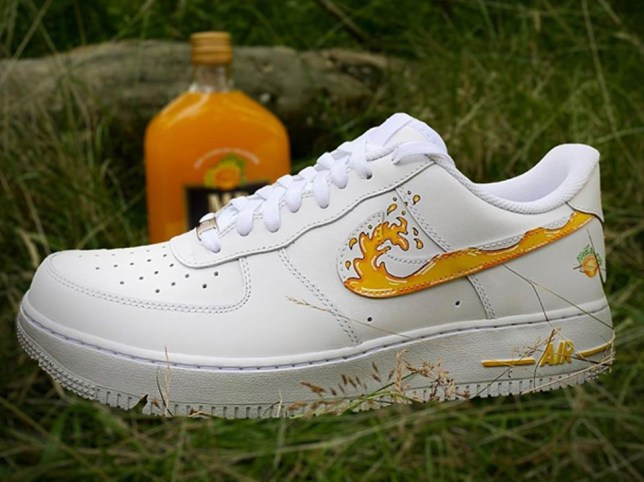 Scottish custom trainers company releases Buckfast, Tennents, and MD 20/20 Nikes
