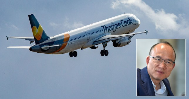 Thomas Cook collapsed last year