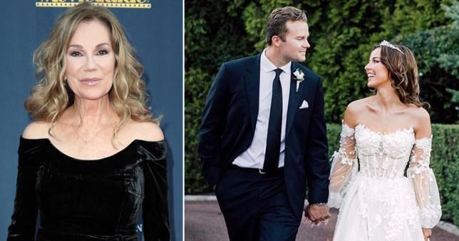 Kathie Lee Gifford shares her joy as son Cody marries partner Erika Brown