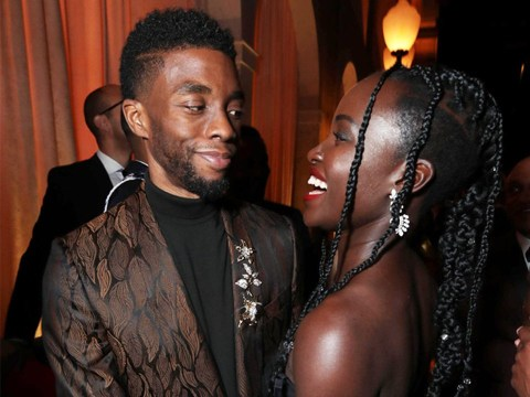 Lupita Nyong'o pays moving tribute to Black Panther co-star Chadwick Boseman: 'He was fuelled by love'