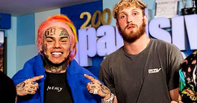 Tekashi 6ix9ine to appear on Logan Paul's podcast as YouTuber teases new episode
