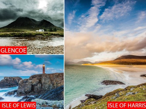 Book captures the most stunning staycation spots in the UK