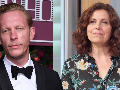 Laurence Fox apologises to Rebecca Front for sharing private message – before doubling down on 'All Lives Matter'
