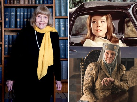 Dame Diana Rigg dies aged 82