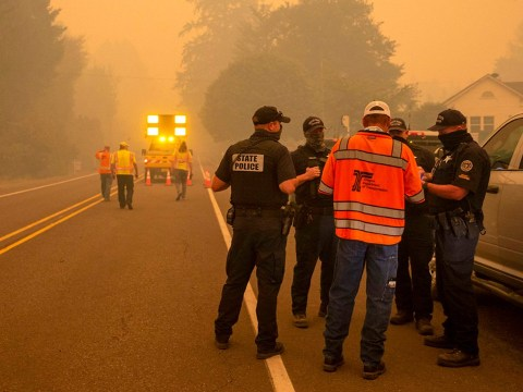 31 dead as wildfires continue raging across US west coast