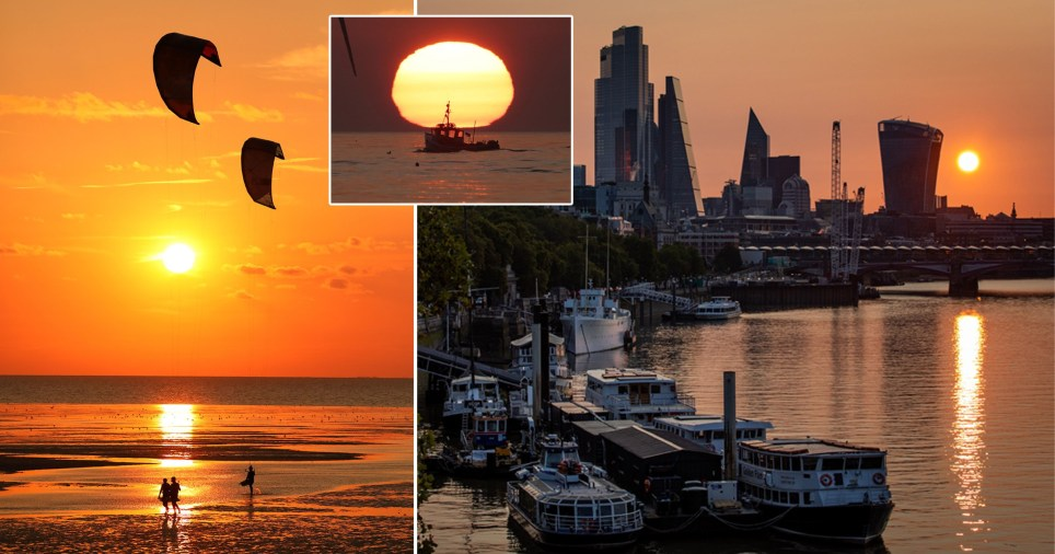 Week of sunshine starts with temperature set to hit 31C