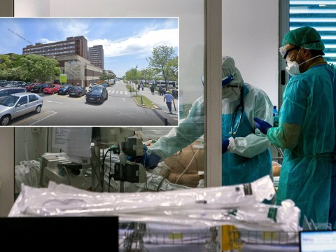 Doctor put on ventilator after being reinfected as Spain braces for second wave
