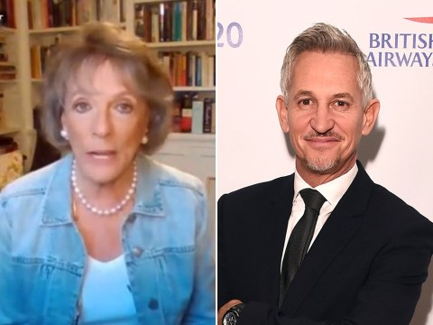 Dame Esther Rantzen furious at Gary Lineker pay as she calls for all BBC salaries to be cut to £150,000
