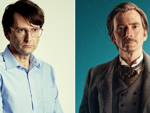 David Tennant couldn't be further from Des in first look at Around The World In 80 Days
