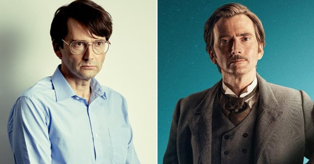 David Tennant in Des and Around The World In 80 Days