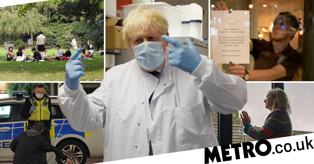 'Six months' of coronavirus restrictions could be imposed on UK - metro