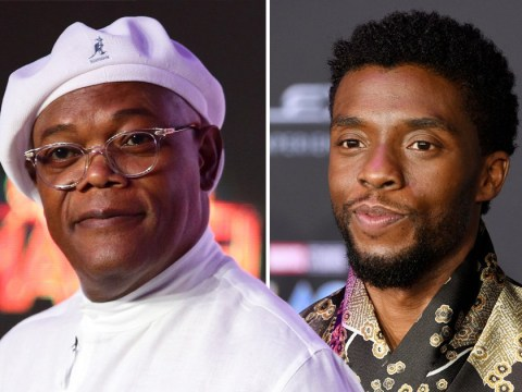 Samuel L Jackson opens up about final moment he shared with Chadwick Boseman