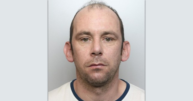 Stuart Farrell, 38, who tricked his dad James Farrell, 72, into smuggling cannabis into HMP Altcourse, Liverpool, Merseyside