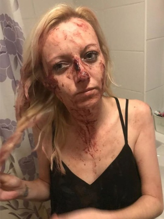 Katrina's abuser has been jailed