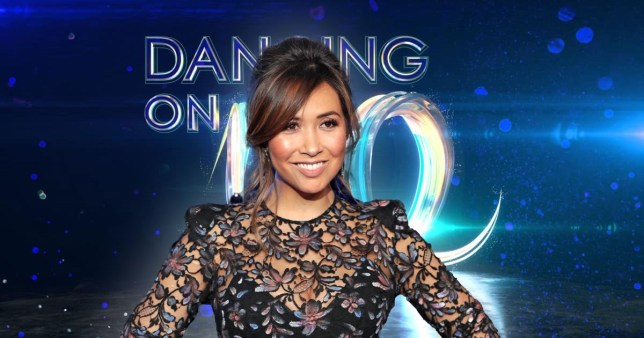 Myleene Klass has signed up for Dancing On Ice (Picture: Getty)