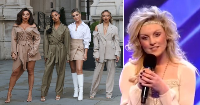 Little Mix, Perrie Edwards X Factor audition