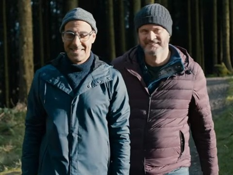 Supernova trailer gives first glimpse at Colin Firth and Stanley Tucci as gay couple in heartbreaking love story