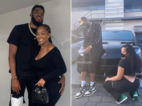 Jordyn Woods treated to romantic date with rumoured boyfriend Karl-Anthony Towns for 23rd birthday