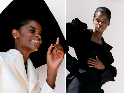 Black Panther's Letitia Wright on John Boyega friendship and being 'sad and hurt' by lack of space for Black women to succeed