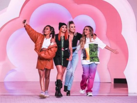 Little Mix The Search: First band booted out the competition in delayed live show