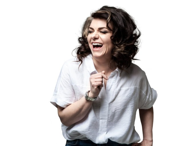 CAITLIN MORAN by ALEX LAKE
