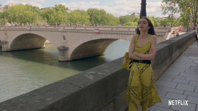Netflix Emily In Paris