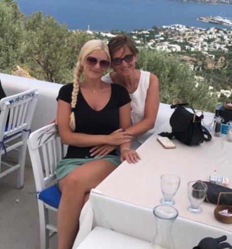 Steph et Carole en Turquie avant l'effondrement
