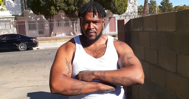 Dijon Kizzee, 29, was fatally gunned down by Los Angeles County officers on Monday afternoon while riding his bicycle in south LA.