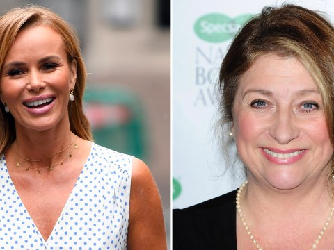 Amanda Holden 'rooting' for Kiss Me Kate co-star Caroline Quentin as she signs up to Strictly Come Dancing