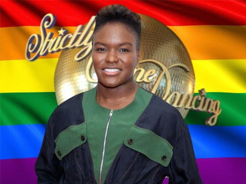 Nicola Adams dancing with a woman on Strictly shouldn't be a big deal, but it is