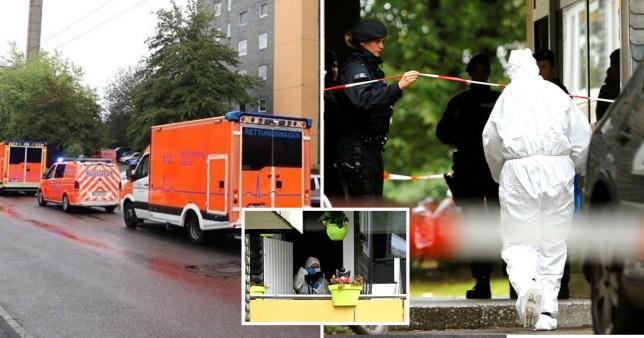 Cinq enfants retrouvés morts dans un appartement allemand
