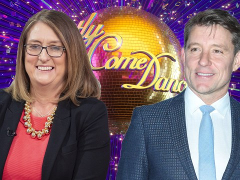 Ben Shephard accidentally 'confirms' Jacqui Smith for Strictly Come Dancing 2020