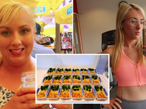 Mum drops five stone and saves thousands of pounds a year by becoming an expert meal prepper
