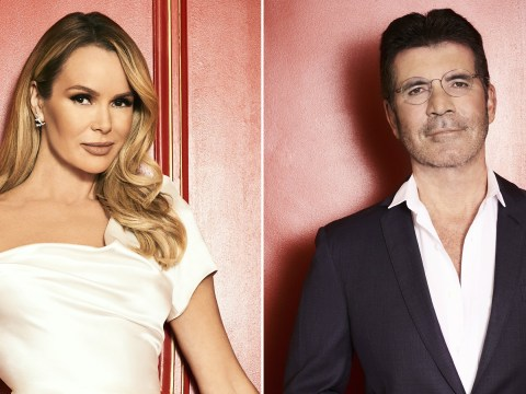 Amanda Holden on what's missing without Simon Cowell on Britain's Got Talent
