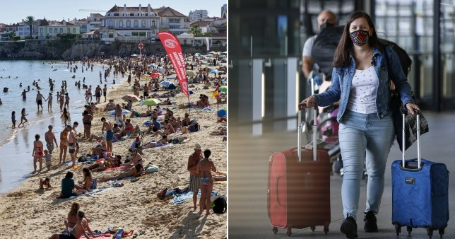 People returning from Portugal to Scotland face 14 day quarantine