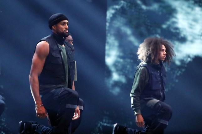Diversity perform on Britain's Got Talent