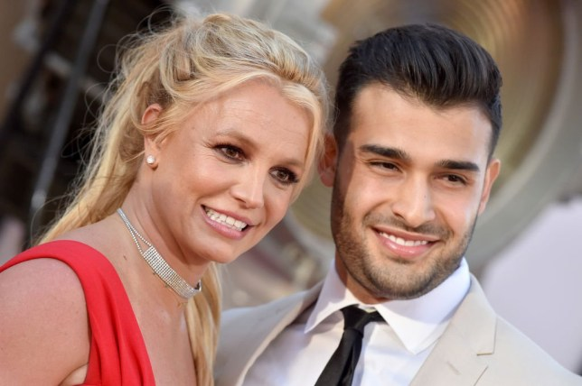 Sam Asghari Defends Britney Spears As Writer Calls Her Posts Scary Metro News