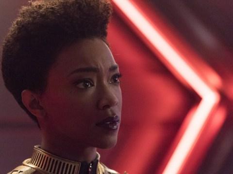 Star Trek: Discovery's Sonequa Martin-Green teases brand new Commander Burnham after season 3 time jump