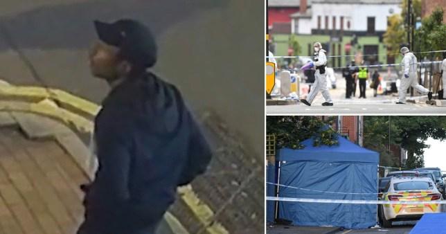 Man arrested over Birmingham stabbings Pics: PA/West Midlands Police