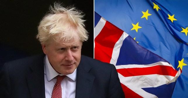 Getty UK planning new legislation will 'undermine Brexit agreement on Northern Ireland'